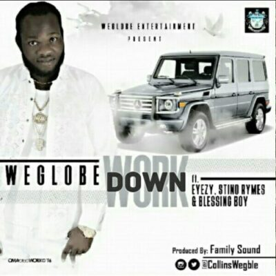 wp 1470677390222 - Music: WeGlobe Ft Eyezy & Stino Rhymes - DOWN