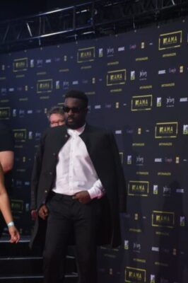 60258 sarkodie mtv mama 2016 red carpet photos 042express com 1 - MTV Africa Music Awards 2016 - All The Celebrities Pictures From Red Carpet