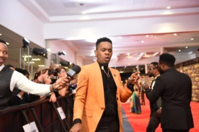 bd33e patoranking mtv mama 2016 red carpet photos 042express com - MTV Africa Music Awards 2016 - All The Celebrities Pictures From Red Carpet