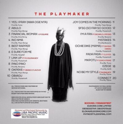 wp 1478067146310 - Phyno – The Playmaker