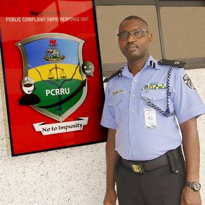 abayomi shogunle - Nigerians Mock Police Complaints Response Unit Boss On Twitter For This (Pics)