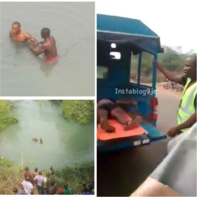 download2 - GUO Bus Plunged Into The River, 3 Rescued, Others Feared Dead (Video)