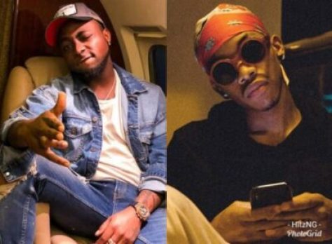"drrj7mrvqaeibp1 ""I Will Never Forget What You Did For Me"" – Davido Tells Tekno On His Birthday"
