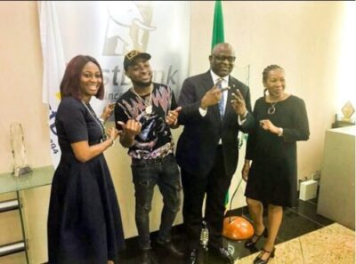 fullscreen capture 12182017 100011 pm bmp - Davido Lands Deal With First Bank Nigeria (Photo)