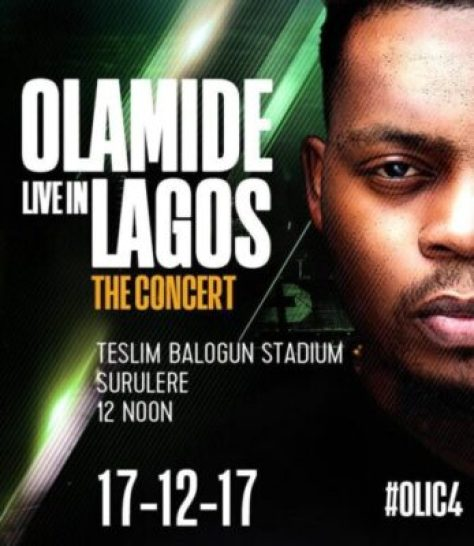 olic-3 Olamide And Phyno Live Performance At OLIC 4 (Full Video)