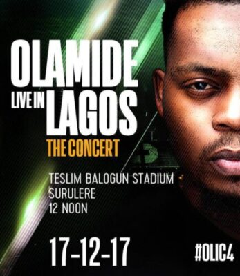 olic 3 - Olamide And Phyno Live Performance At OLIC 4 (Full Video)