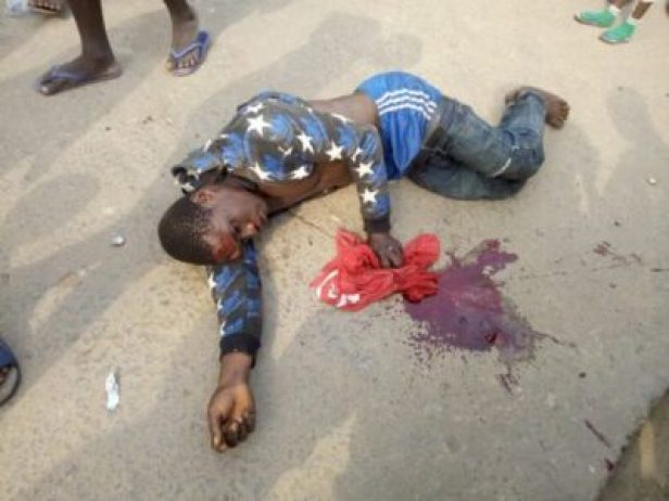 26219964_2002292459984628_8922097420705313043_n Man Suffers Convulsion After Taking 1000mg Of Tramadol In Bayelsa State (Photos)