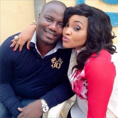 8lranoupjococztidqqbwxj3 - Actress Mercy Aigbe's Begins Following Her Estranged Husband On Instagram (Pics)
