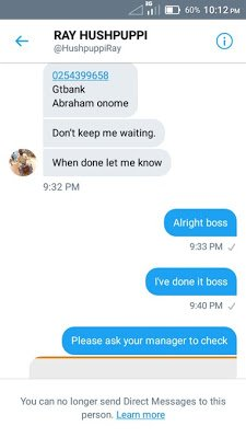 "af24a-dtdgpppxcaa4qql ""I Just Got Duped By Hushpuppi"" - Another Nigerian Student Cries Out For Help (Pics)"