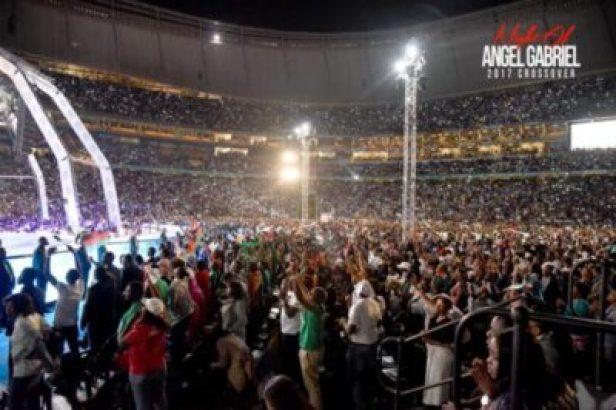 dspgd-ex0aaomrk Malawian Prophet, Shepherd Bushiri Filled Up Africa's Largest Stadium (Photos)