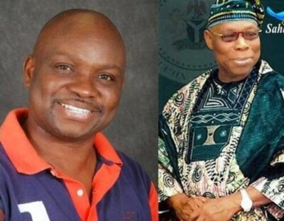 fayose obasanjo - Ekiti Gov, Ayo Fayose React To Obasanjo's Open Letter To President Buhari