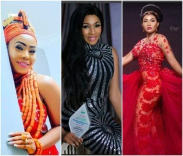 mercy-aigbe-1-1 Red Dress Saga: Bride threatens To Sue Mercy Aigbe & Rikaotobyme