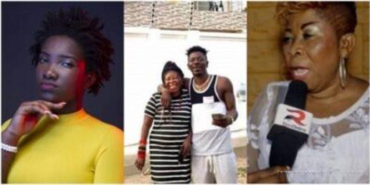 ebony-shattas-mum-1068x534 Ebony Can Never Win 'Artiste Of The Year' Over Shatta At VGMA 2018 – Shatta Wale's Mum (Video)
