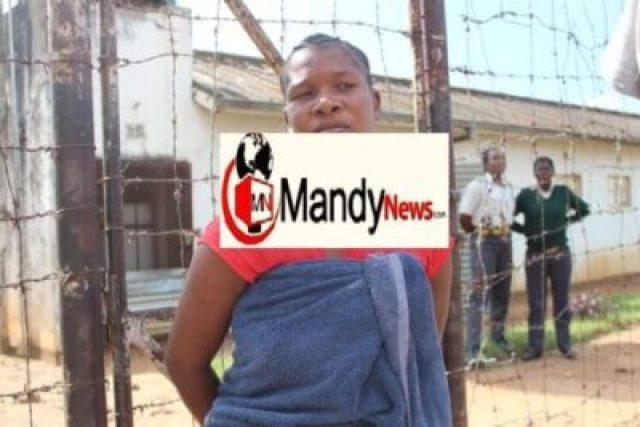female-prisoner-christine-mudyanengava Zimbabwean Woman Sex With Brother Backfires