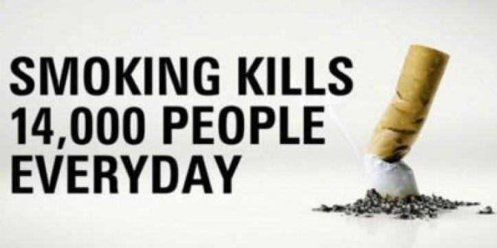 world-no-tobacco-day #WorldNoTobaccoDay, 10 People Die Every Minute Due To Smoking Globally