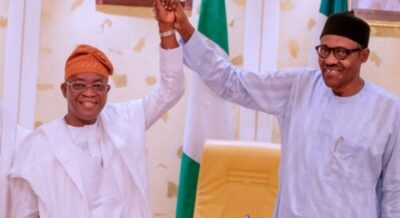 oyetola yans ng  735x400 - Breaking: Gboyega Oyetola Wins Osun Governorship Election