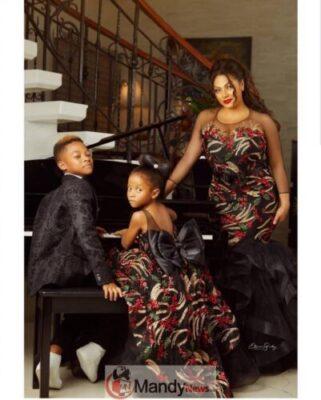 50088388_306589573176220_238866083673229568_n954172770 Peter Okoye Celebrates Daughter, Aliona On Her 6th Birthday (Photos)