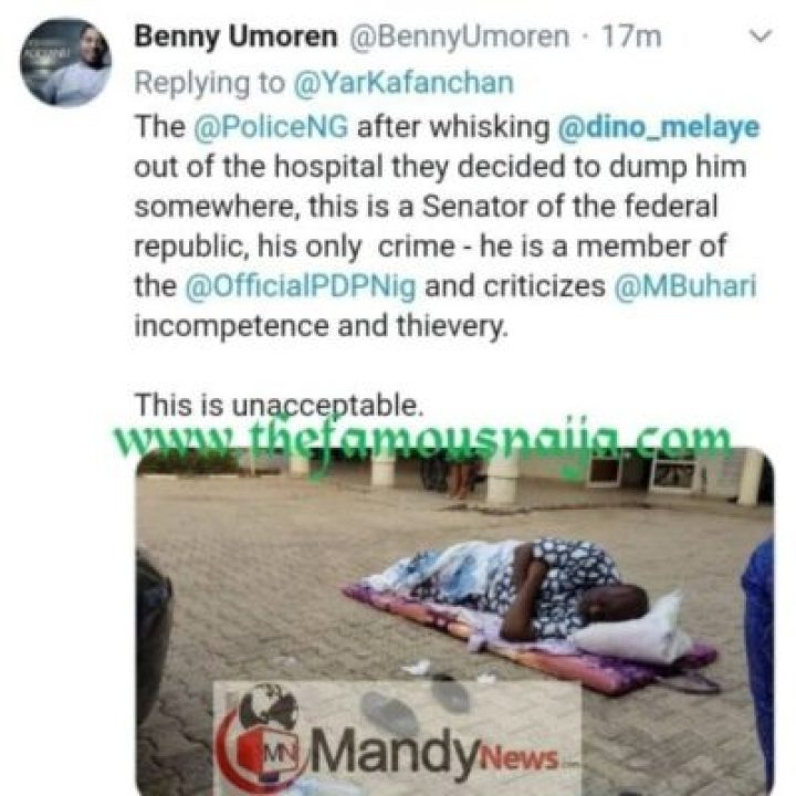 8478112_img20190111wa0000_jpegb31a22351e8485b501845373845e3c3f1064076073 See Where Police Took Senator Dino Melaye To. See Reactions
