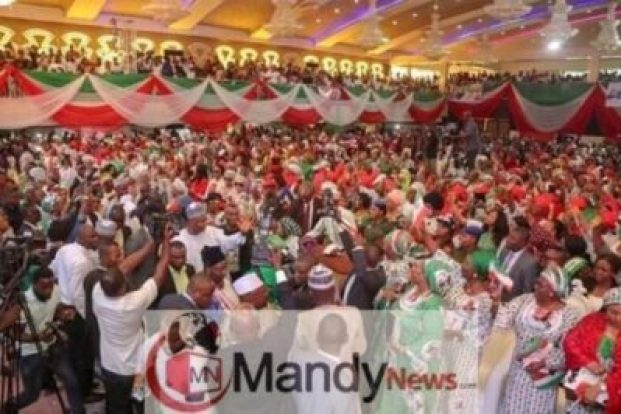 Photos From PDP National Women Conference In Abuja Today