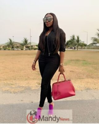 , Ini Edo Wows In New Chic Photos