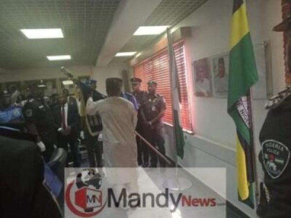 8513220_fbimg1547643704812_jpeg38ccbd7be72f4eaaac6b29b480cea0a21757409679 Ibrahim Idris Hands Over Police Flag To New IGP Adamu (Photos)