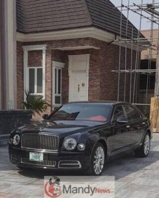 8515893 img20190116wa0031 jpegc6512492079b5f6eb0d8953260a5b1972101852829 - Billionaire Whose Wife Accused Him Of Money Ritual Buys 2019 Bentley Super Luxury Car