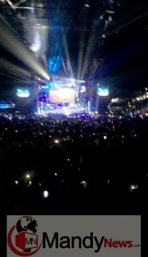 caQPkVGuFYfmLH3A 1 - See All The Photos From Davido's 02 Arena Concert In London