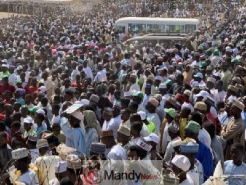 Photos From Buhari's Presidential Campaign In Sokoto State