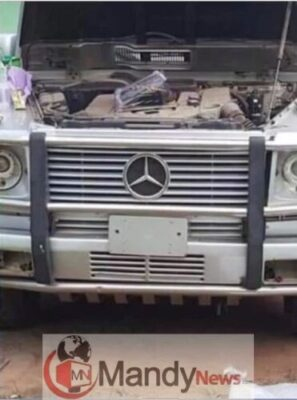 g wagon637972083 - Young Ghanaian Millionaire, Ibrah One Exposes Shatta Wale Over Fake G-Wagon Purchase