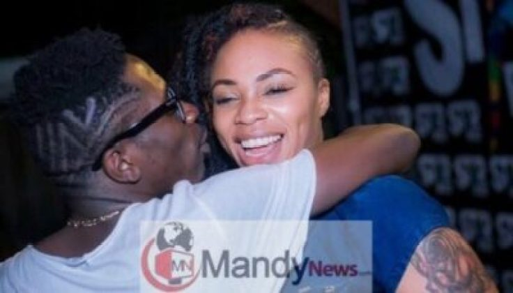 Michy Leaks Her Own Nak£d Photo After Breaking Up With Shatta Wale
