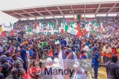 PDP Presidential Campaign Rally In Taraba (More Photos)