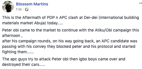 8721178_screenshot20190209at8_35_43pm_pngaa2ceaf91c02caea31bcaa62174b16d9907744440 Peter Obi Escapes Death As APC And PDP Clash In Abuja Today (Photos)