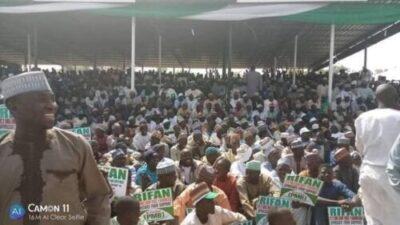 8725110 img20190210115815 jpeg015b7cf0ca5529108a902380cc3cf2d21790082212 - Buhari Arrives In Zamfara, For His Campaign Rally