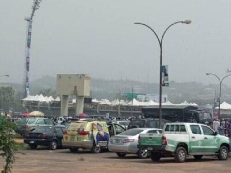8738328_tmp15284img20190211wa00516516753514613428774_jpega072548f9b02dc79e165305a65cc928b1860693517 Presidential Rally: See People Arrested With Jazz In Abeokuta, Ogun State