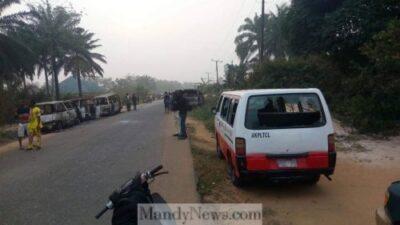 8787919 dzid1nfxcaevuhj jpegbcc340612180af696799953423462b41 1024x576 - Two Killed As Thugs Burn INEC Buses In Akwa Ibom (Photos)