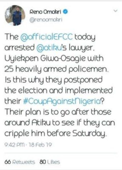 8803306_20190218215911_jpeg25559fd71750eaf21ffbee33063750cc EFCC Has Arrested Atiku's Lawyer, Uyiekpen Giwa-Osagie
