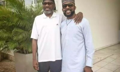 Femi Otedola Spotted With Banky W