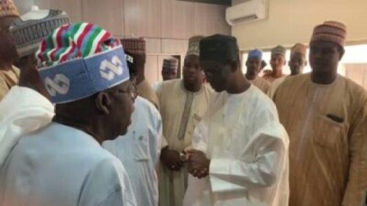 APC-and-Tinubu PDP Mocks Buhari, APC Over Failed Abuja Rally