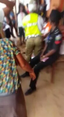 CGNTB9FLxsqlIyMB - See The Moment PDP Wins Uwa Primary School Polling Unit Edo State (Video)