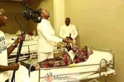 D0ThmYjXQAAV45q - Resurrects Zimbabwean Dead Man Works For Pastor Alph As A Camera Man (photos)