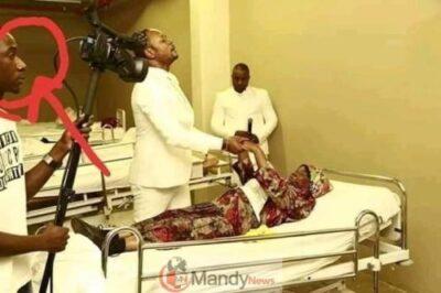 D0Thmr XgAE6fK3 - Resurrects Zimbabwean Dead Man Works For Pastor Alph As A Camera Man (photos)