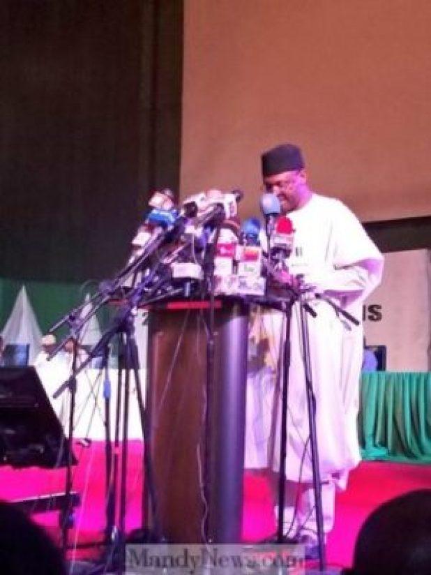 DziO57zX4AAIfep-768x1024 Elections Postponement: LIVE UPDATES Of INEC's Meeting With Stakeholders