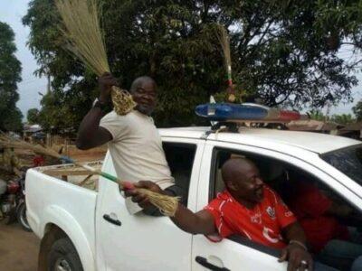 FB IMG 15510208575261771 - Ovia Rejoice, As Hon. Dennis Idahosa Wins Omosede Igbenedion (Photos)