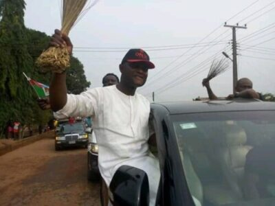 FB IMG 15510208699504967 - Ovia Rejoice, As Hon. Dennis Idahosa Wins Omosede Igbenedion (Photos)