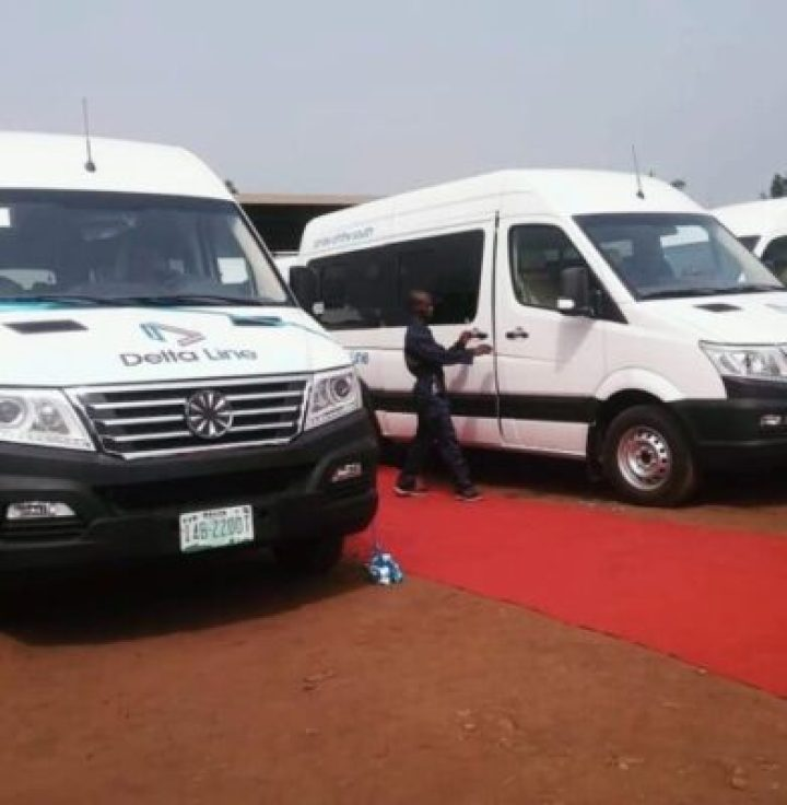 IMG_20190219_181538_681 Gov Okowa Rebrand Delta Line, Commissions Brand New Equipped Vehicles (Photos)