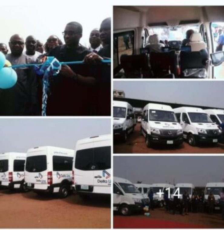 IMG_20190219_181613_774 Gov Okowa Rebrand Delta Line, Commissions Brand New Equipped Vehicles (Photos)