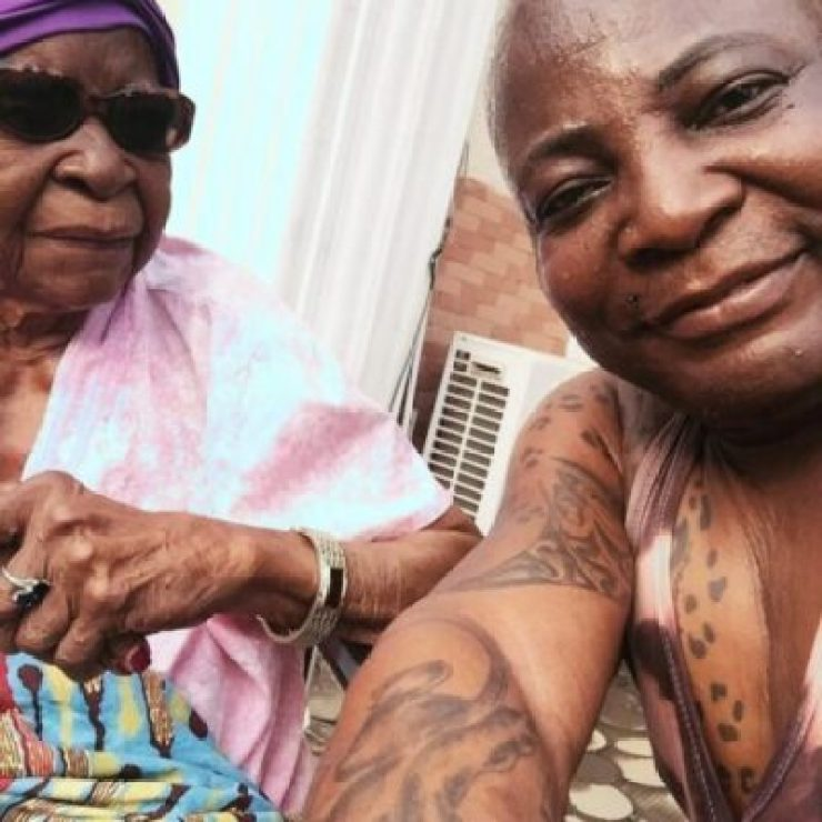 IMG_20190222_093116_282 Charly Boy Shares Emotional Moment With His 101-Year Old Mother (Video)