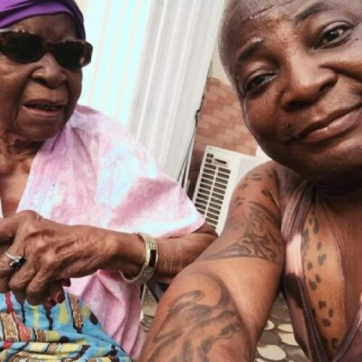 IMG_20190222_093130_246 Charly Boy Shares Emotional Moment With His 101-Year Old Mother (Video)