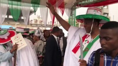 "Ni8cGHkMEH8IWmCg - Atiku ""Borrows"" Ex-President Goodluck Jonathan's Statement At Peace Accord"