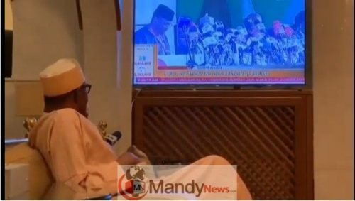 Screenshot 6 1 - See Buhari's Reaction When He Was Announced Winner (video)